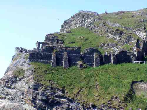 Tintagel Castle2